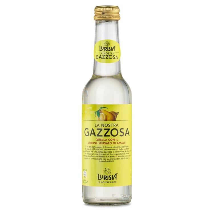 Zitronenlimonade Gazzosa