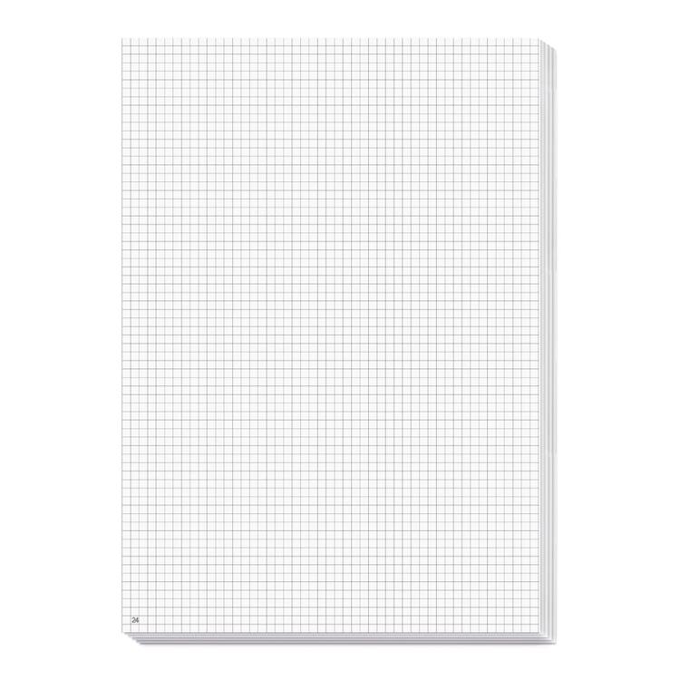 X47 Notebook Inserts A5 Squared