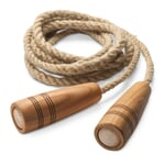 Jump Rope With Cherry Wood Handles
