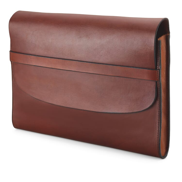 Cowhide Leather Document Bag