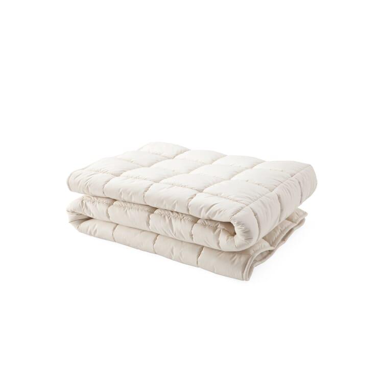 Virgin Wool Mattress Pad