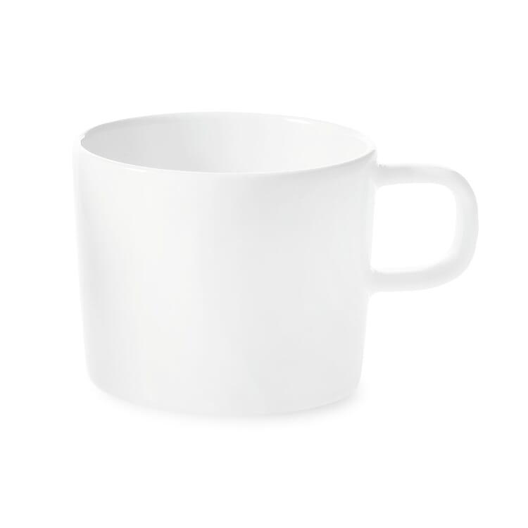 Geschirr-Serie Platebowlcup, Espresso, oben