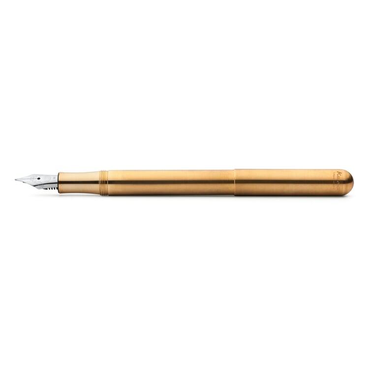 Kaweco Liliput Brass Fountain Pen