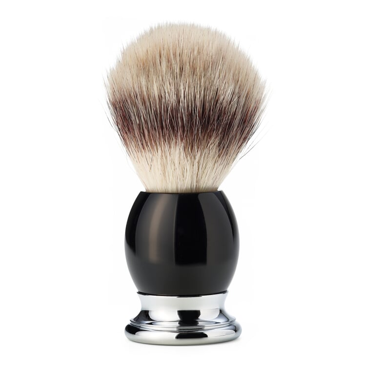 Shaving Brush with Synthetic Fibre Sophist by Mühle Synthetic Resin Handle