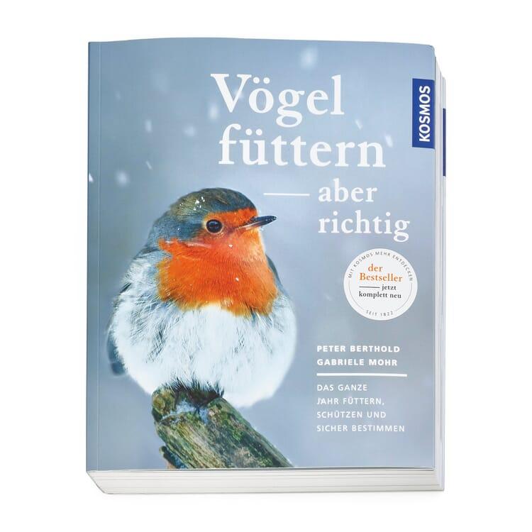 Vögel füttern, aber richtig