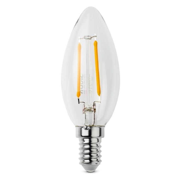 LED-Filament-Kerzenlampe E14