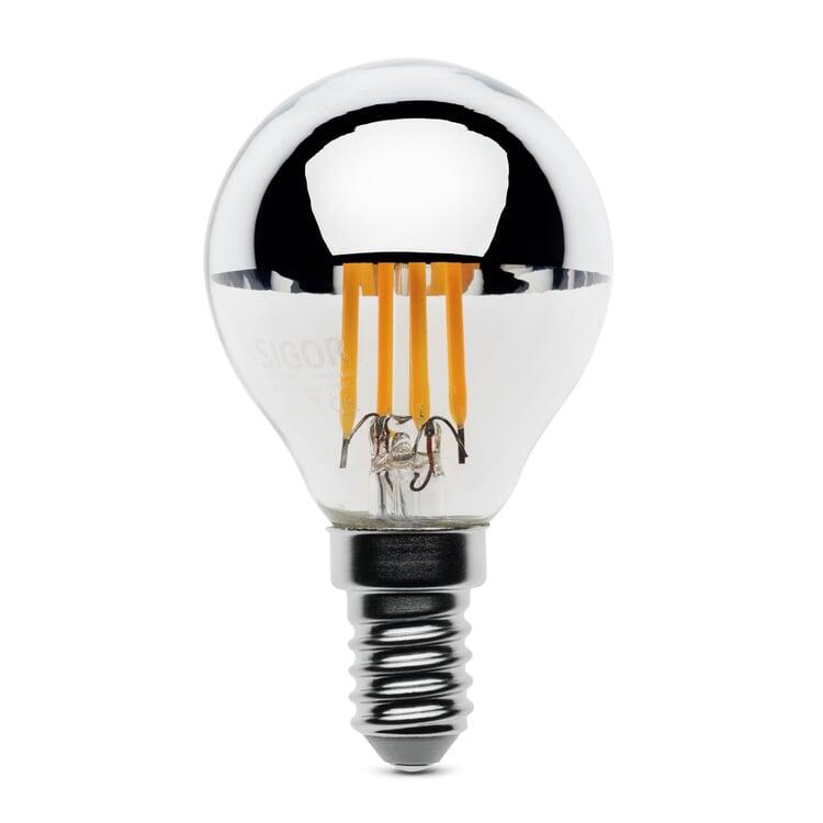 LED-Filament-Kopfspiegellampe E14 2,5 W