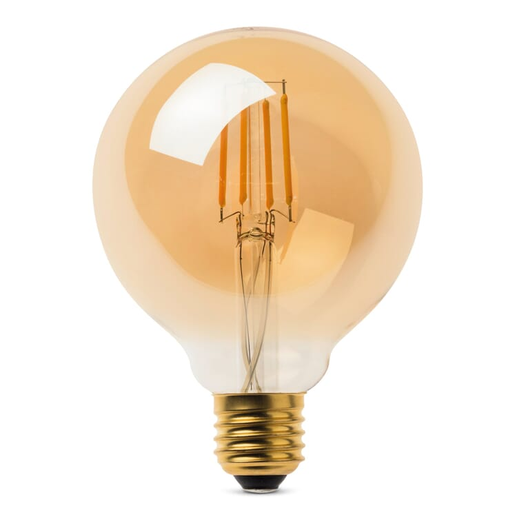LED-Filament-Globelampe 95 mm E27