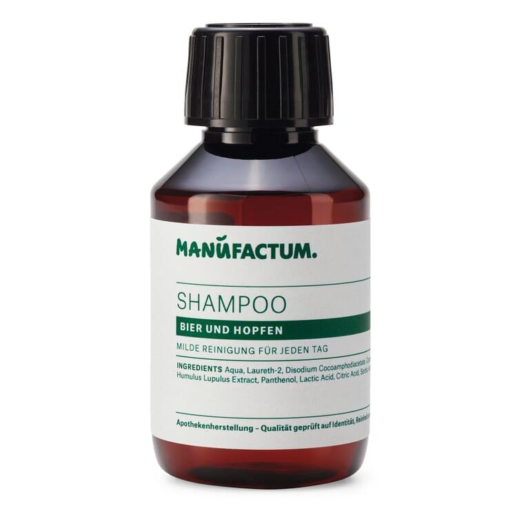 Manufactum Shampoo, Bier und Hopfen