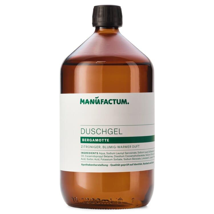Manufactum Duschgel, Bergamotte