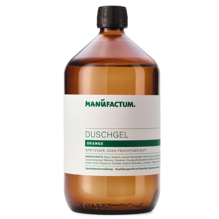 Shower Gel by Manufactum, Orange