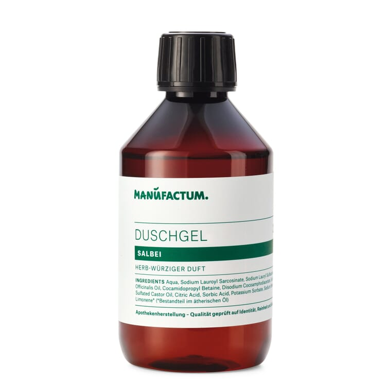 Shower Gel by Manufactum, Sage
