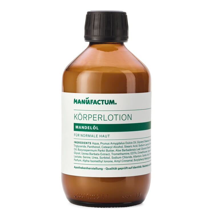 Body Lotion by Manufactum, Almond Oil