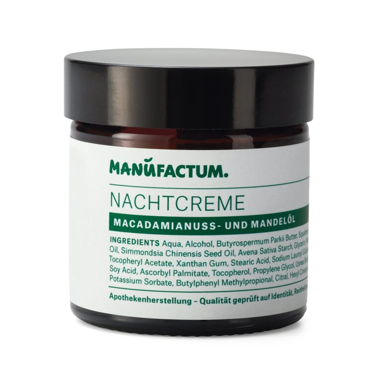 Night Cream by Manufactum