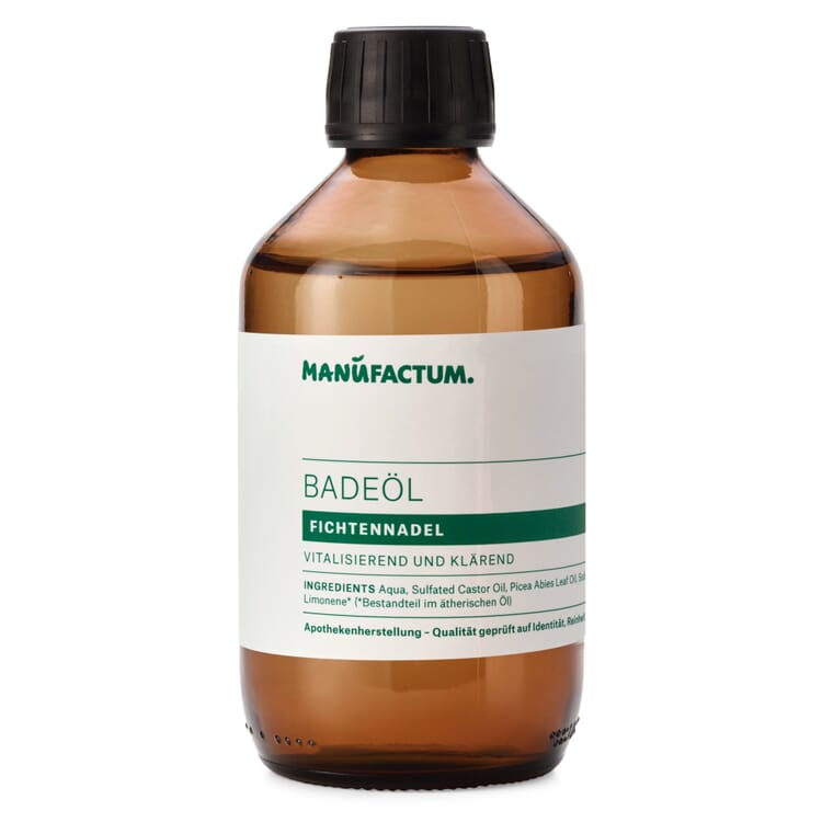 Bath Oil by Manufactum, Spruce Needle Oil