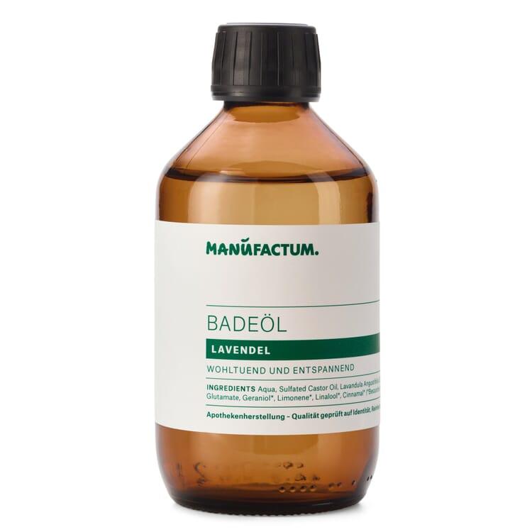 Bath Oil by Manufactum, Lavender Oil