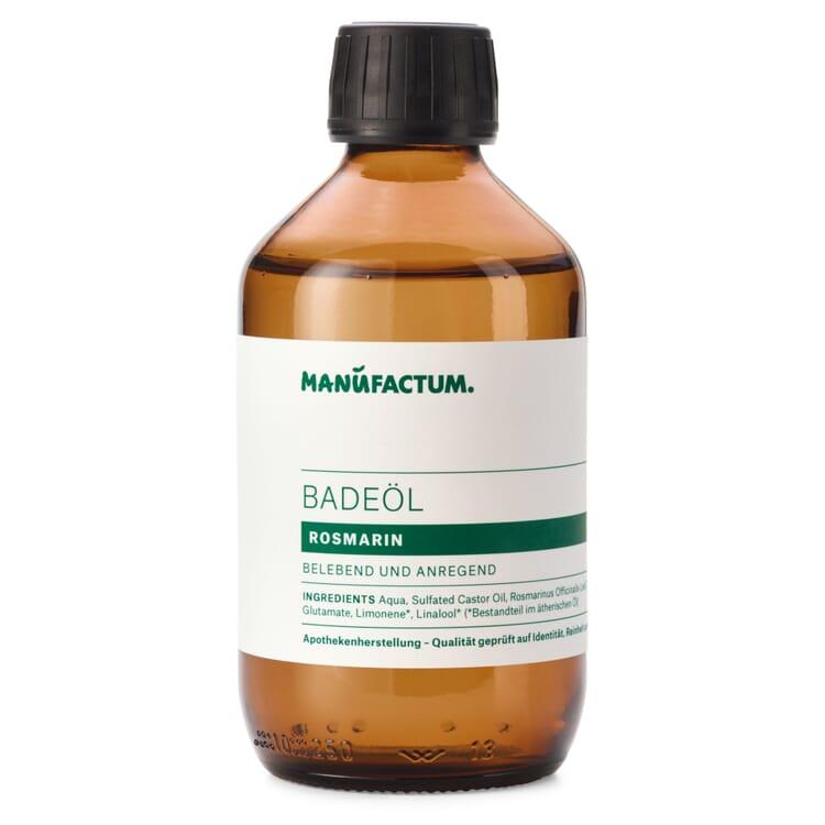Manufactum Badeöl, Rosmarin