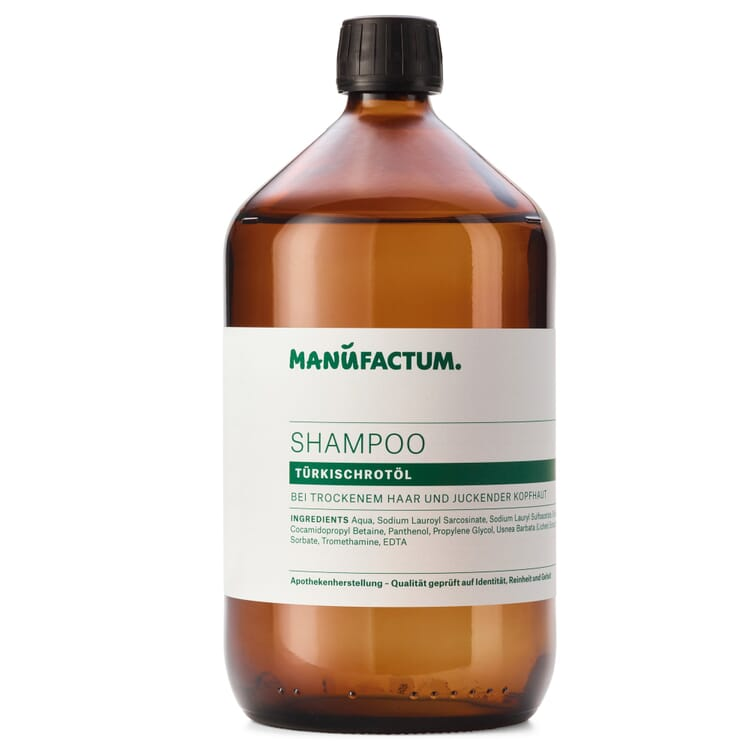 Shampoo by Manufactum, Turkish Red Oil