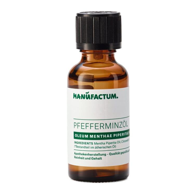 Manufactum Ätherisches Öl, Pfefferminze
