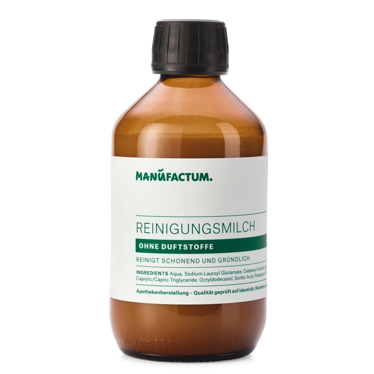 Facial Cleansing Milk without Fragrances by Manufactum