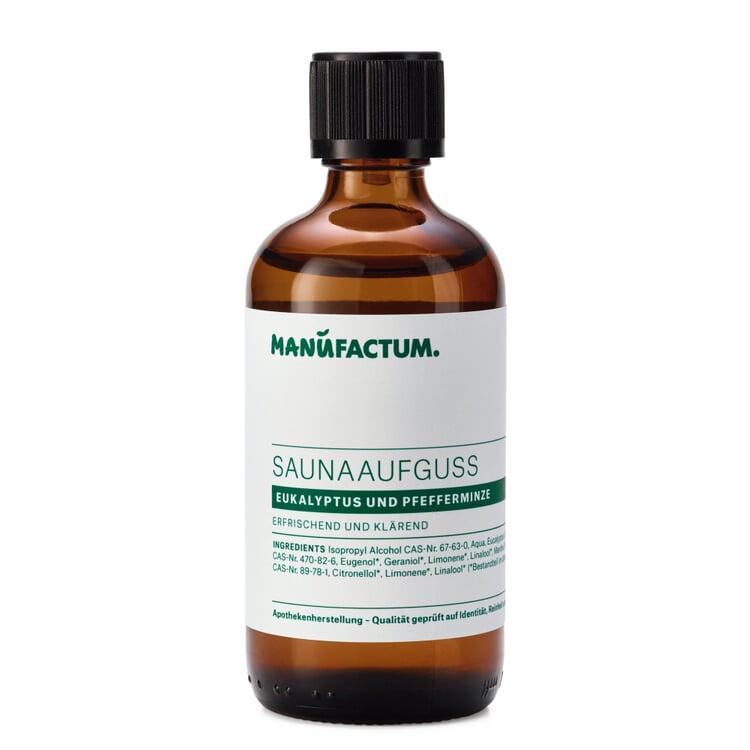 Manufactum Saunaaufguss Eukalyptus-Pfefferminze