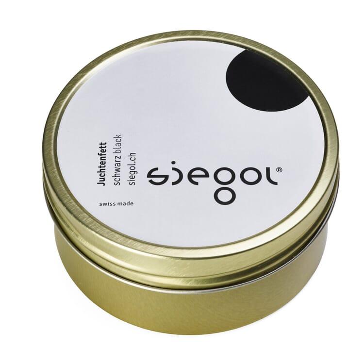 SIEGOL® Russia Leather Grease, Black