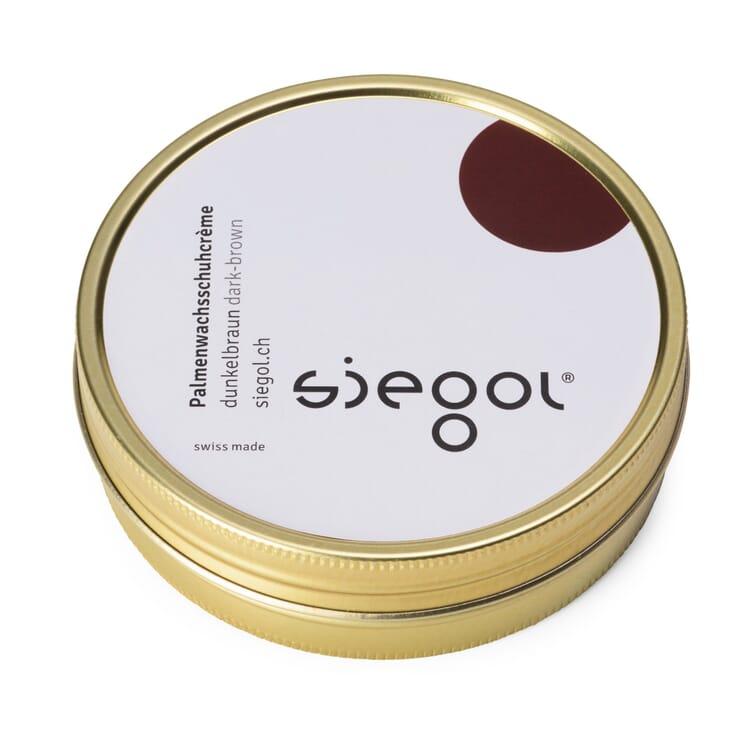 SIEGOL® Palm Wax Shoe Cream, Dark Brown
