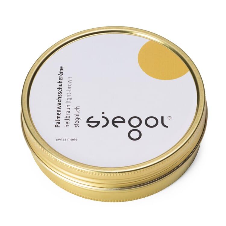 SIEGOL® Palm Wax Shoe Cream, Light Brown