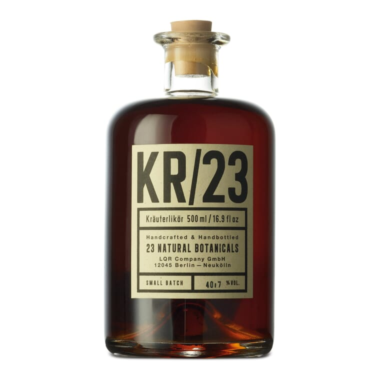 KR/23 Kräuterlikör
