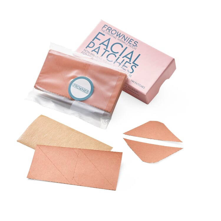 Frownies Original Beauty Patches, Forehead