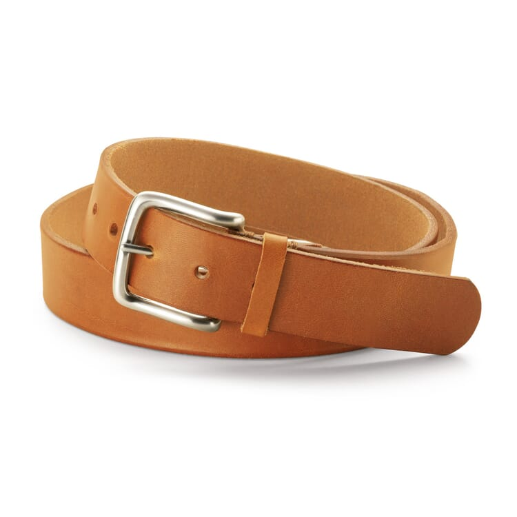 Schröder Men's Harness Leather Belt