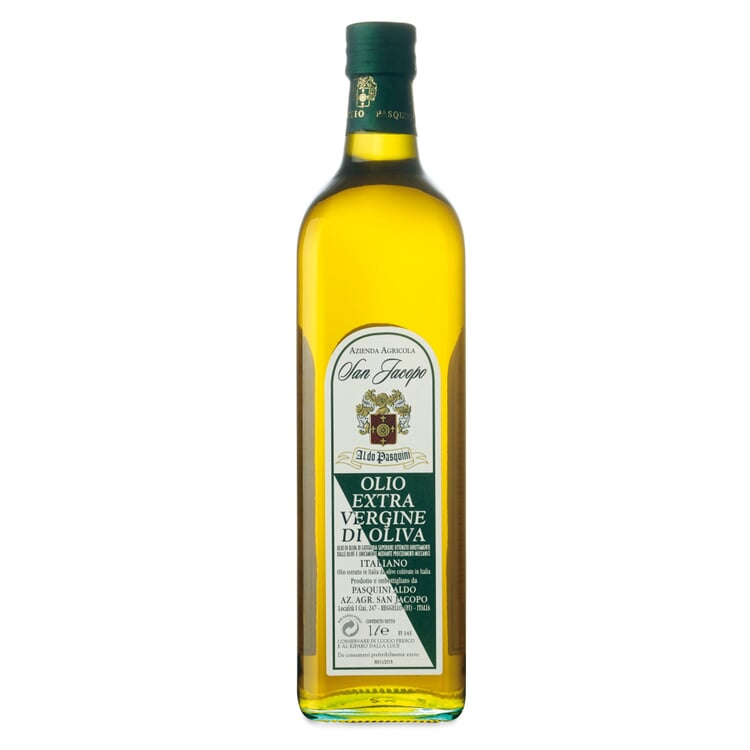 """Toskanisches Olivenöl """"Aldo Pasquini"""" 1-l"""