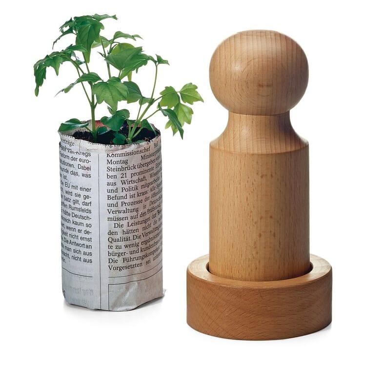 Seed Pot Maker