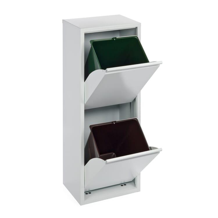 Tilt-Out Cabinet for Waste Bins