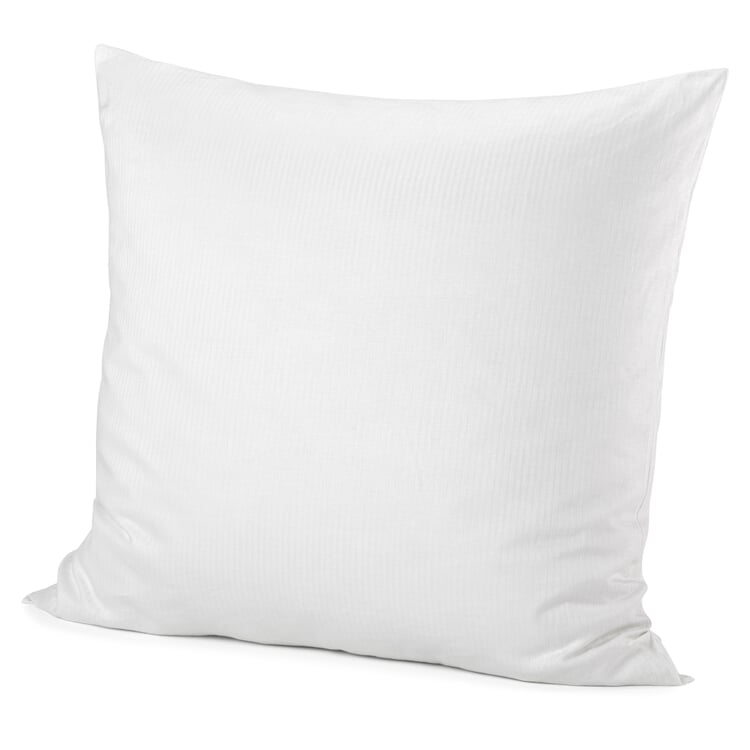 Pillowcase from the Mühlviertel White 80 x 80 cm