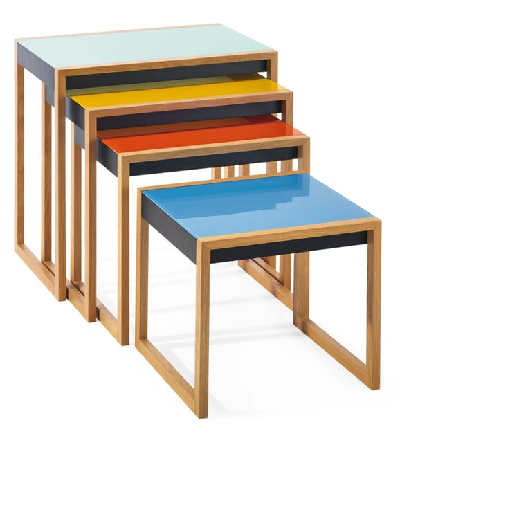 Josef Albers Table Set