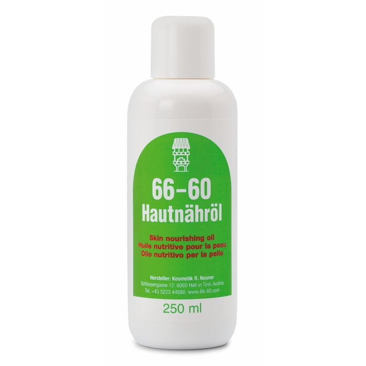 Hautnähröl 66-60, 250 ml