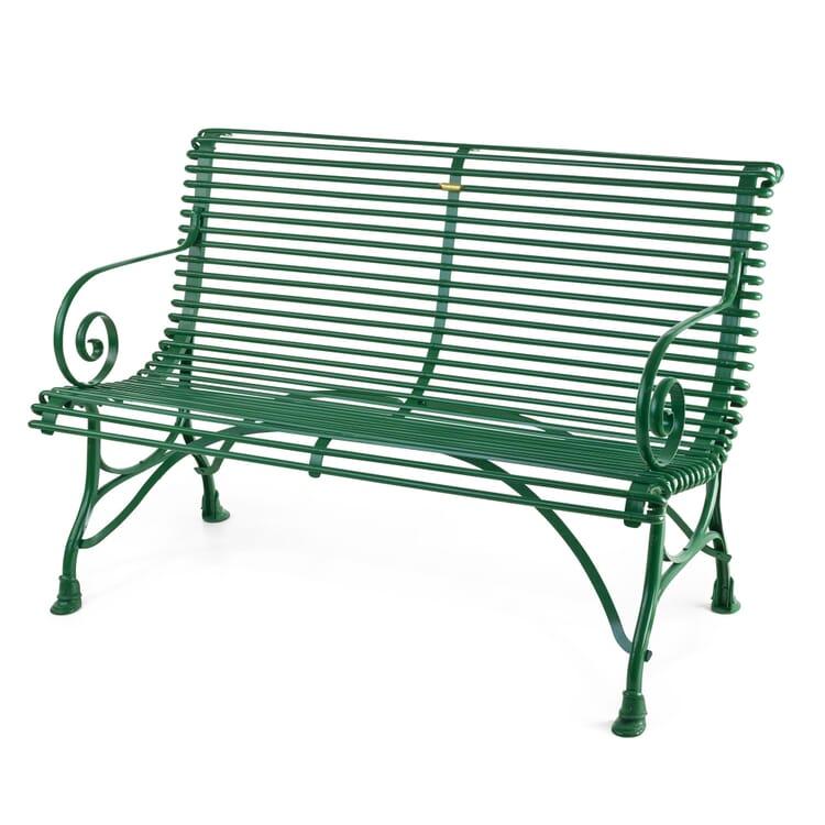 Französische Gartenbank Eisen