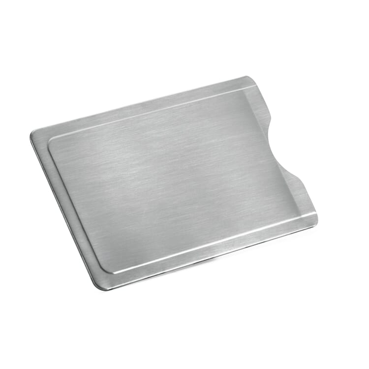 Stainless Steel Credit Card Case
