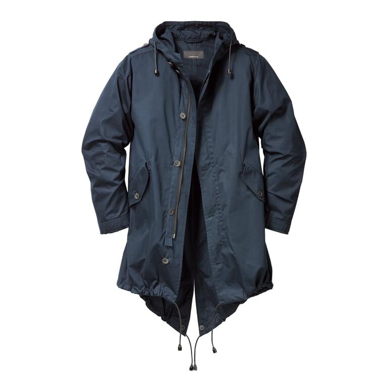 Men's Parka EtaProof® Dark Blue