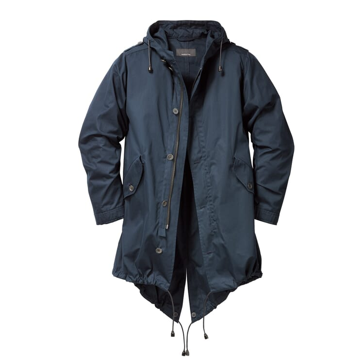 Men's Parka EtaProof®, Dark Blue