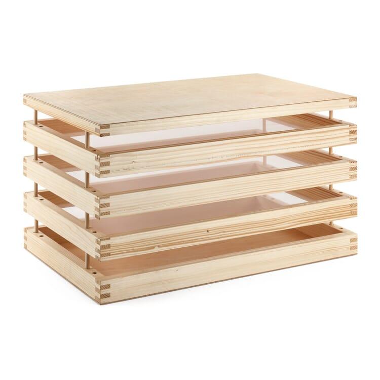 Kräutertrockner Fichtenholz