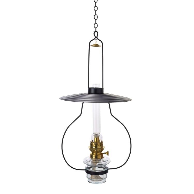 Petroleum-Deckenlampe