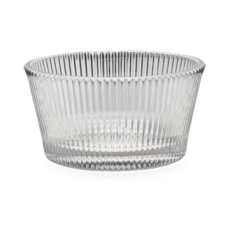 Dessert Bowl Ribbed