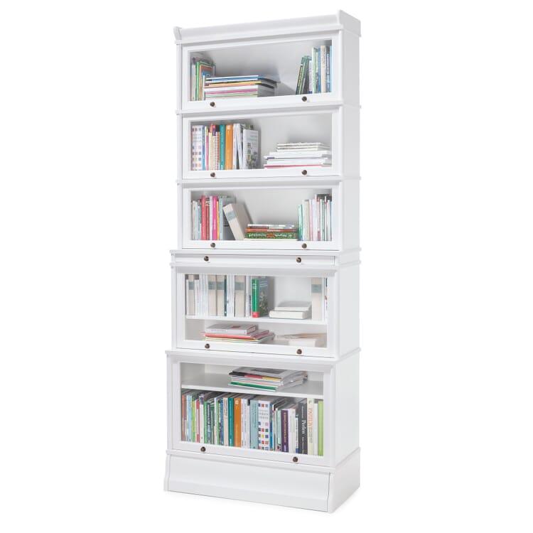 Bücherschrank weiß