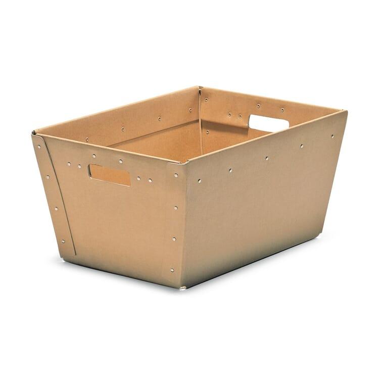 Cardboard Basket