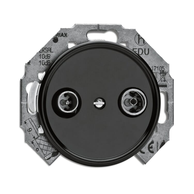 Antennen-Steckdose Bakelit®