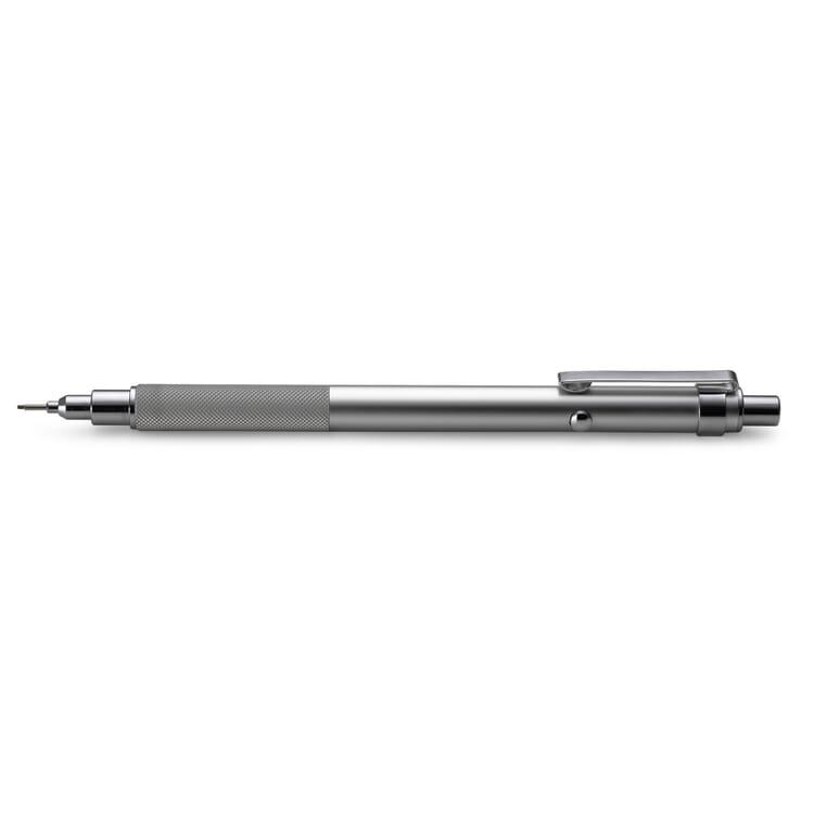Aluminum Mechanical Pencil .5-mm Lead