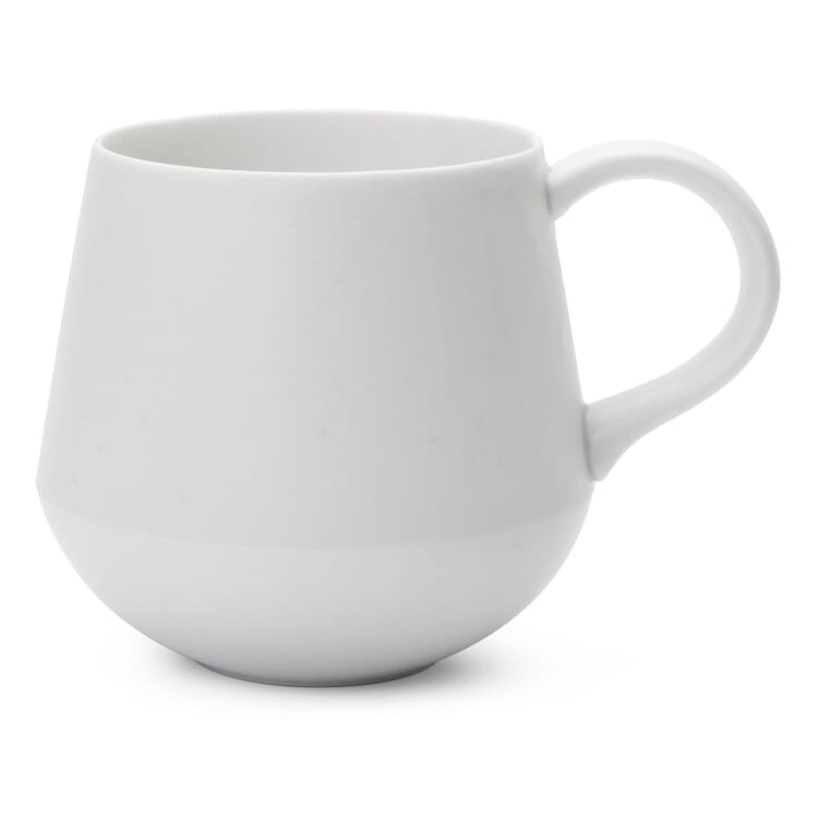 Japanese Tea Cup, White