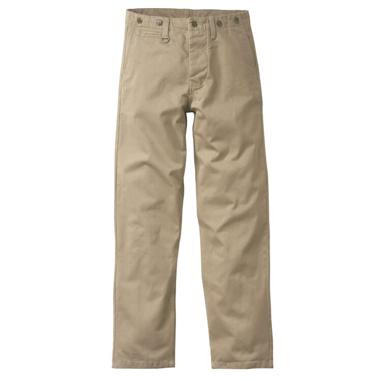 Pike Brothers 1932 Engineer Pant, Beige